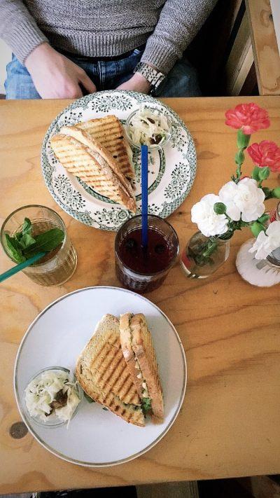 De beste lunch vind je bij Tartine in Antwerpen!
