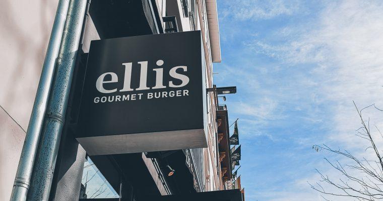 Verfijnde hamburgers bij Ellis Gourmet Burger Antwerpen