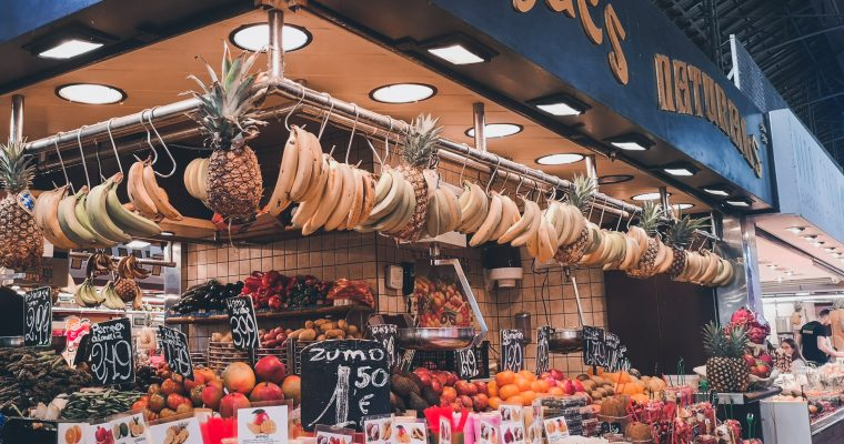 La Boqueria – een must do voor foodies en fotografen!