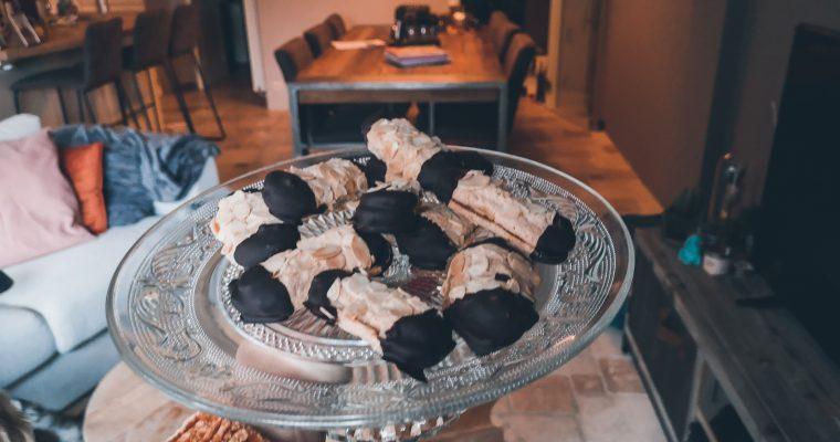 Luxe koekjes: ovenverse bokkenpootjes