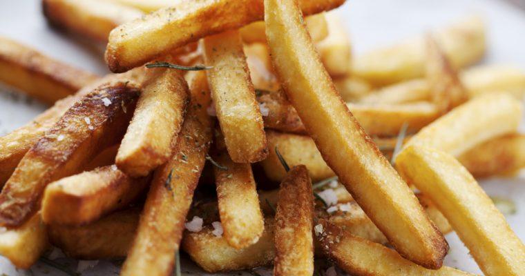 Verse frietjes bakken volgens de regels van de kunst!