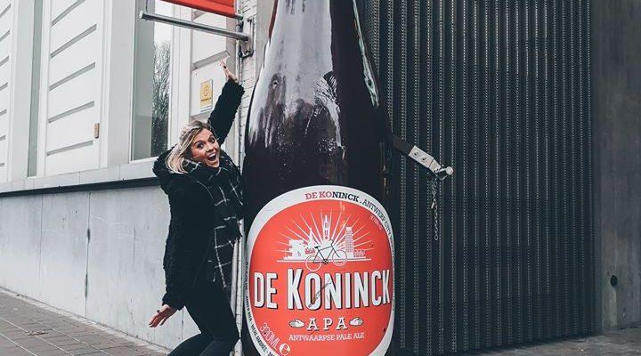 Breng stadsbrouwerij De Koninck een bezoek en proef hun specialiteiten!