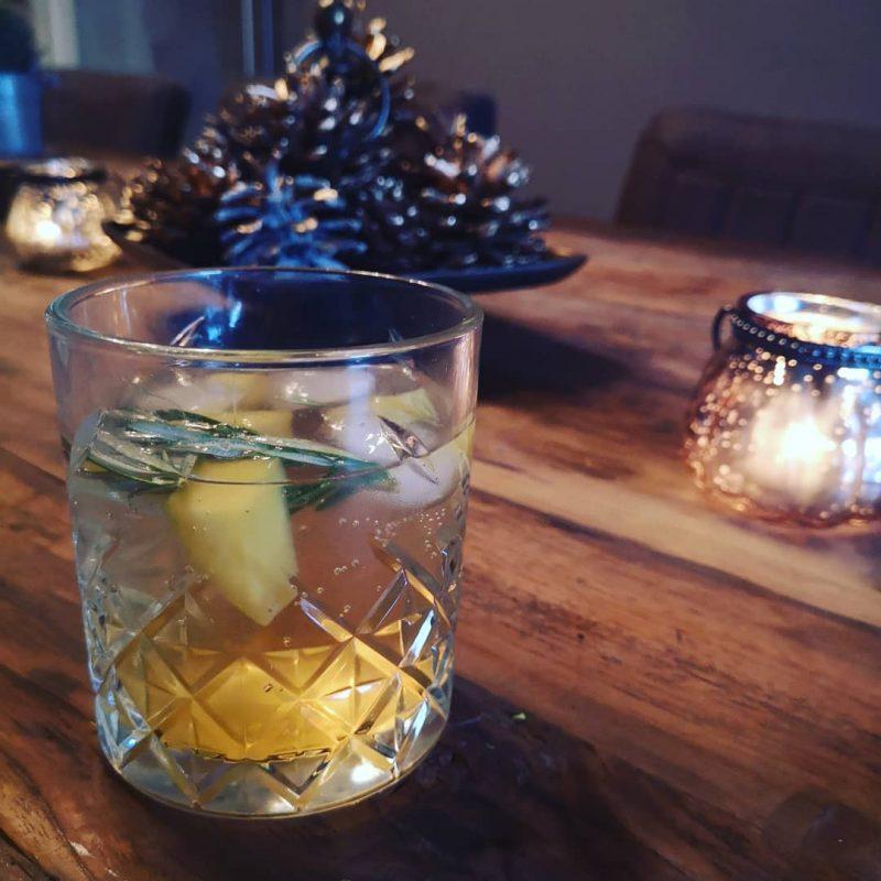 Aperitieven zonder alcohol! Cheers!