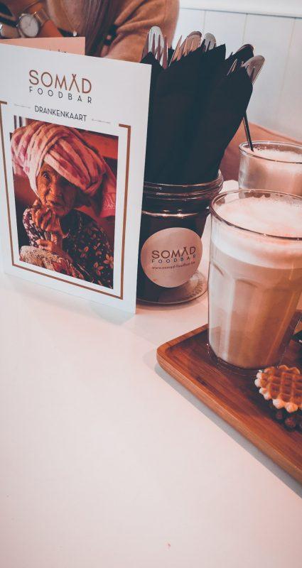 Koffietijd! Op bezoek bij Somad foodbar te 's-Gravenwezel/ Schilde