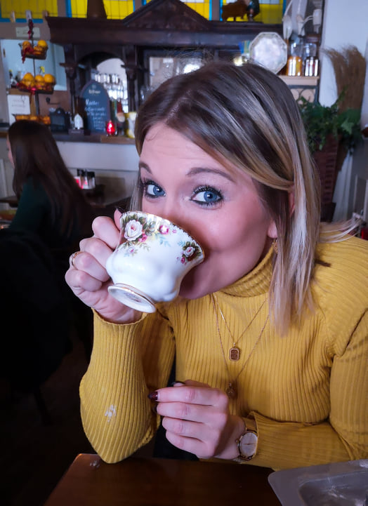 Geniet van een heerlijk uitgebreide High Tea met vriendinnen!