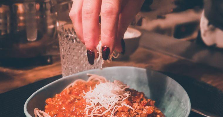 Échte klassieker: spaghetti bolognaise à la Nikki