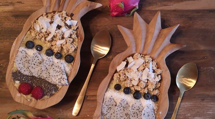 Zomer op je bordje met deze heerlijke smoothie bowls!