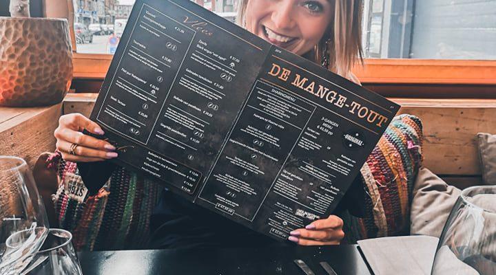 Word eens goed in de watten gelegd bij brasserie De Mange-tout te Wijnegem!