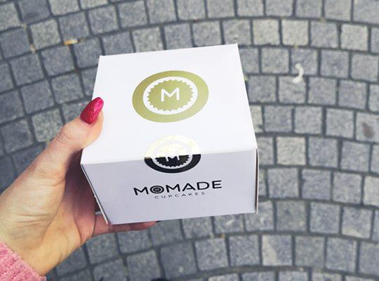 Ga langs bij de cupcake-oase Momade cupcakes!
