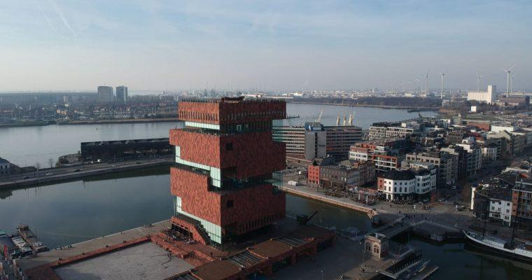 Food hotspots op het eilandje in Antwerpen