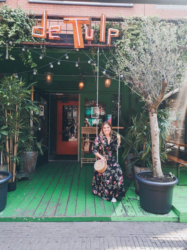 De Tulp in de bruisende wijk De Pijp te Amsterdam!