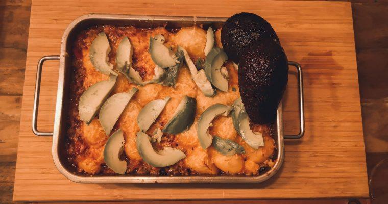 Mexicaanse ovenschotel – Delicioso!