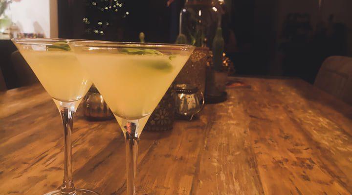 Gin Basil Smash – Verrassend lekker!