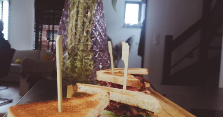 De klassieke BLT-sandwich anders bekeken!