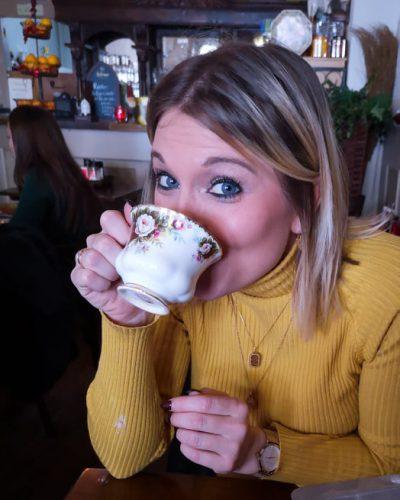 De Gulle lach - High tea