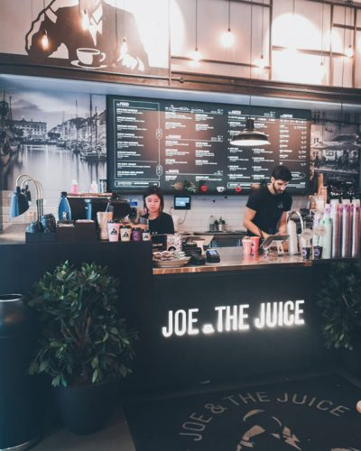 Joe & the juice Londen
