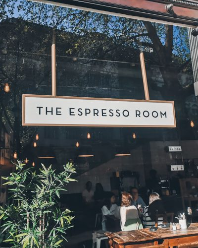 The espresso room Londen