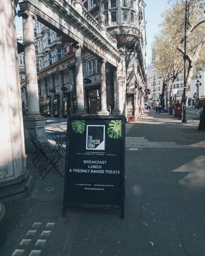 The espresso room Londen
