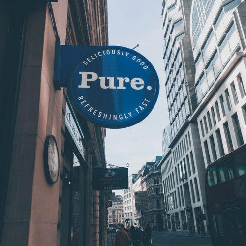 Pure Londen