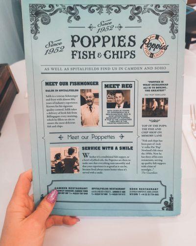 Poppies Londen