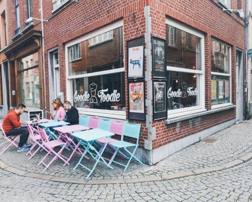 Goodie Foodie Antwerpen